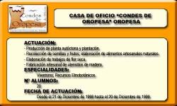 CONDES DE OROPESA (OROPESA)