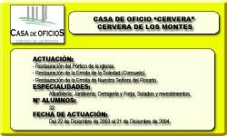 CERVERA (CERVERA DE LOS MONTES)