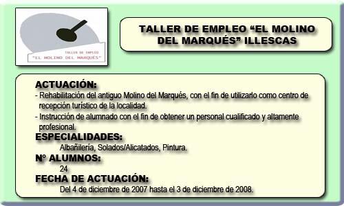 EL MOLINO DEL MARQUÉS (ILLESCAS)