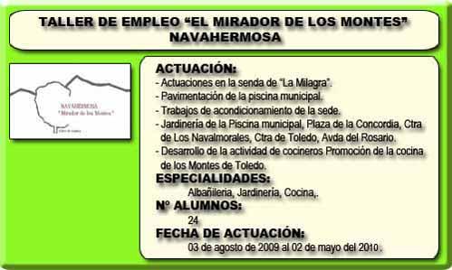 EL MIRADOR DE LOS MONTES (NAVAHERMOSA)