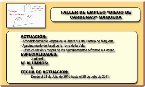 DIEGO DE CÁRDENAS (MAQUEDA)
