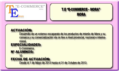 E-COMERCE-MORA (MORA)