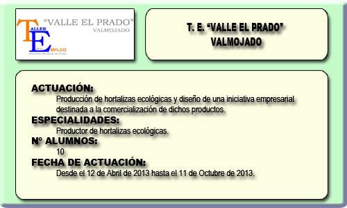 VALLE EL PRADO (VALMOJADO)