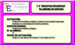 INICIATIVAS ECOLÓGICAS (VILLARRUBIA DE SANTIAGO)
