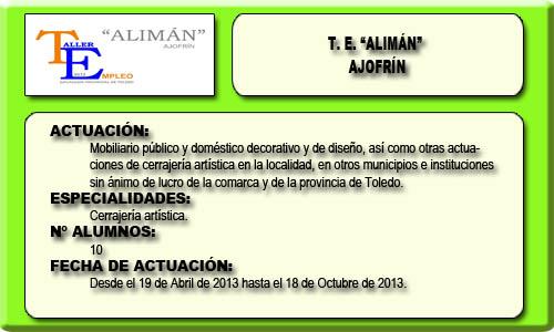 ALIMAN (AJOFRIN)