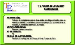 SIERRA DE LA GALINDA (NAVAHERMOSA)