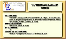 SEBASTIÁN DE ALMONACID (TORRIJOS)