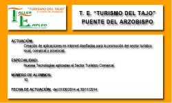 TURISMO DEL TAJO (PUENTE DEL ARZOBISPO)