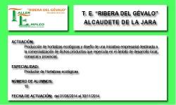RIBERA DEL GÉVALO (ALCAUDETE DE LA JARA)