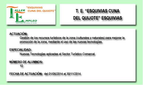 ESQUIVIAS CUNA DEL QUIJOTE (ESQUIVIAS)