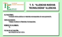 ILLESCAS NUEVAS TECNOLOGÍAS (ILLESCAS)