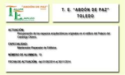 ABDÓN DE PAZ (TOLEDO)