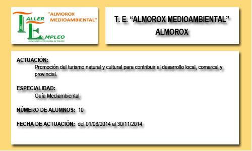 ALMOROX MEDIOAMBIENTAL (ALMOROX)