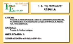 EL HORCAJO (CEBOLLA)