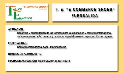 E-COMMERCE SHOES (FUENSALIDA)