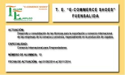 E-COMMERCE SHOES (FUENSALIDA)