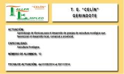CELÍN (GERINDOTE)