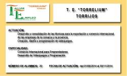 TORRELIUM (TORRIJOS)