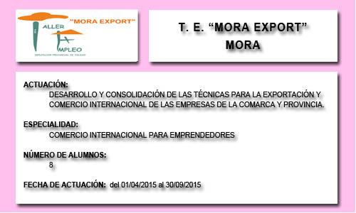 MORA EXPORT (MORA)