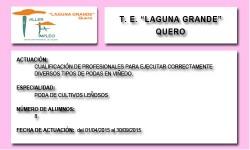 LAGUNA GRANDE (QUERO)
