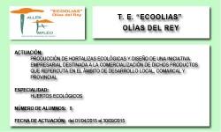 ECOOLÍAS (OLÍAS DEL REY)