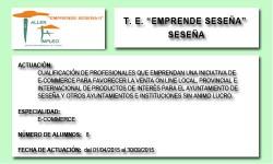 EMPRENDE SESEÑA II (SESEÑA)