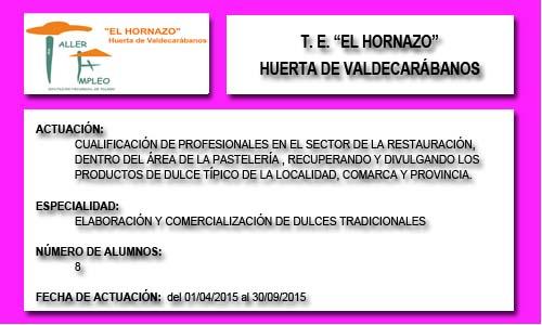 EL HORNAZO (HUERTA DE VALDECARÁBANOS)