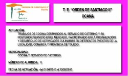 ORDEN DE SANTIAGO II (OCAÑA)