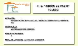 ABDÓN DE PAZ II (TOLEDO)
