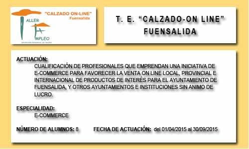 CALZADO ON-LINE (FUENSALIDA)