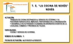 LA COCINA DE NOVÉS (NOVÉS)