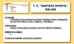 SANTIAGO APOSTOL (RIELVES)