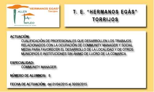 HERMANOS EGAS (TORRIJOS)