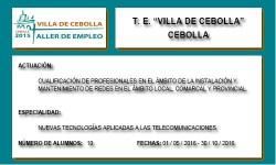 VILLA DE CEBOLLA (CEBOLLA)