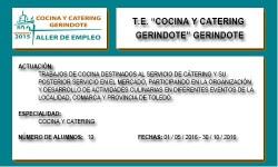 COCINA Y CATERING GERINDOTE (GERINDOTE)