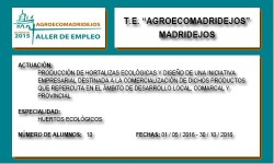 AGROECOMADRIDEJOS (MADRIDEJOS)
