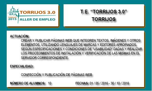 TORRIJOS 3.0 (TORRIJOS)