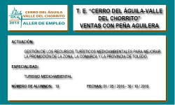 CERRO DEL AGUILA-VALLE DEL CHORRITO (VENTAS CON PEÑA A.)