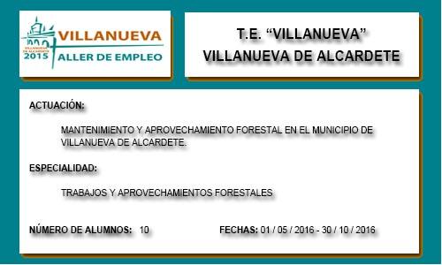 VILLANUEVA (VILLANUEVA DE ALCARDETE)