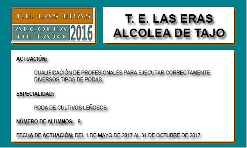 LAS ERAS (ALCOLEA DE TAJO)