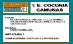 COCONIA (CAMUÑAS)
