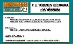 YEBENES RESTAURA (LOS YÉBENES)