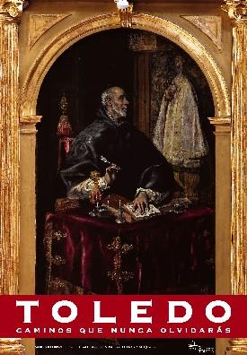 San Ildefonso.El Greco (Illescas)