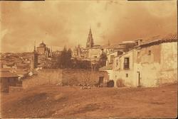 p.-Vista de la ciudad desde San Lucas