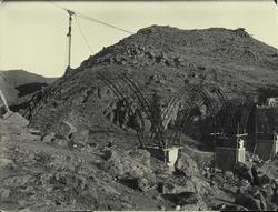 e.-Obras de construcción del Puente de la Degollada