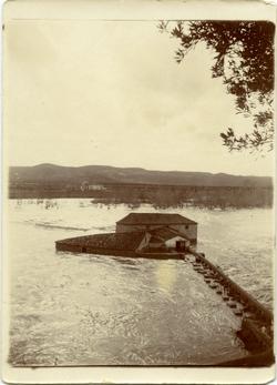 k.-El río Tajo a la altura de Buenavista