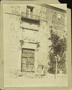 c.- Palacio de Fuensalida
