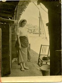 q.-Mujer pescadora