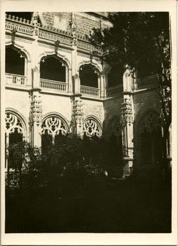 q.-Claustro del Monasterio de San Juan de los Reyes