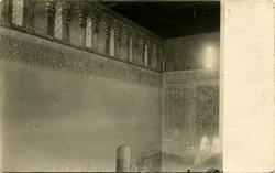 t.-Interior de la Sinagoga del Tránsito